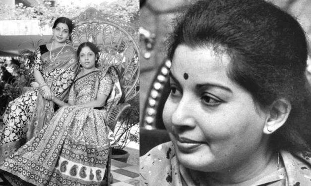 Jayalalitha Sister Shailaja Jayaram Wiki, Biography, Family Details