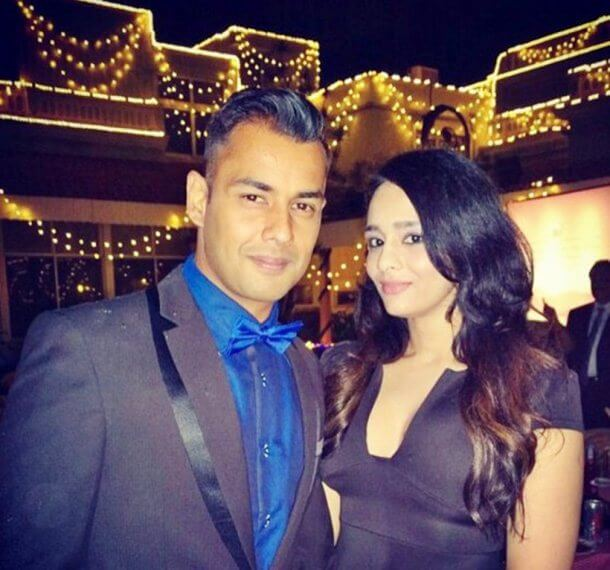 Mayanti Langer Husband