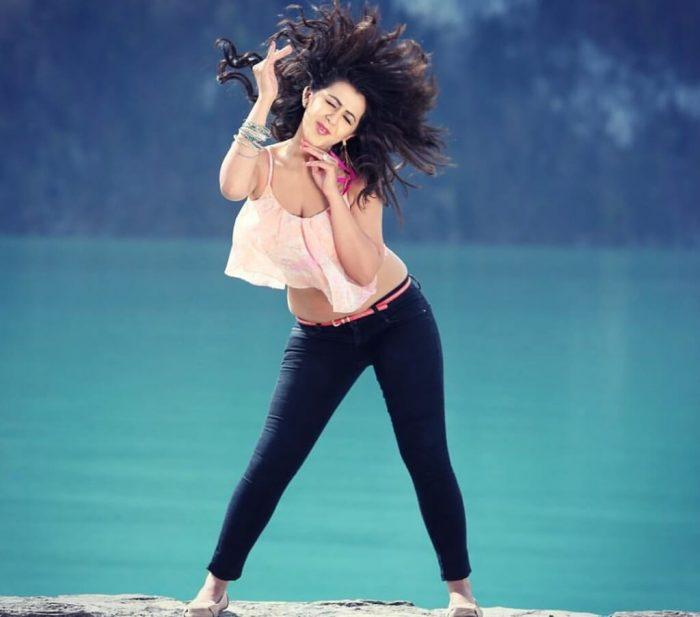 Nikki Galrani Career