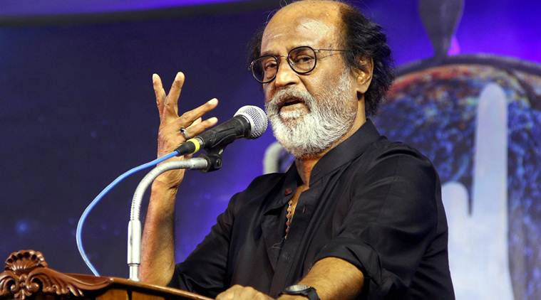 Rajinikanth Enters Politics