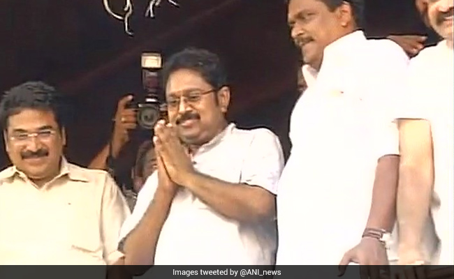 AIADMK (EPS-OPS Faction) - RK Nagar by-election Candidate T.T.V Dhinakaran
