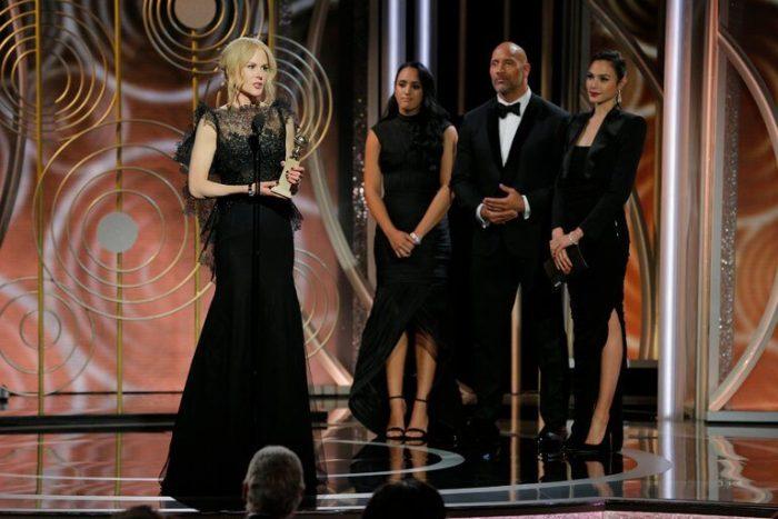 75th Golden Globe Awards Winners List