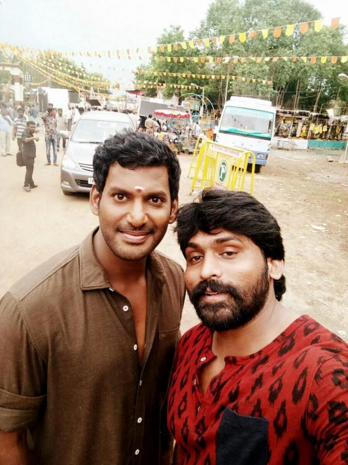 Arjai With Vishal