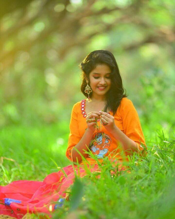 Baby Anikha Images