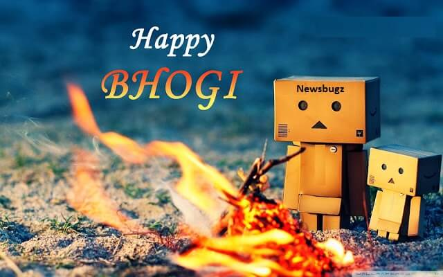 Happy Bhogi Festival