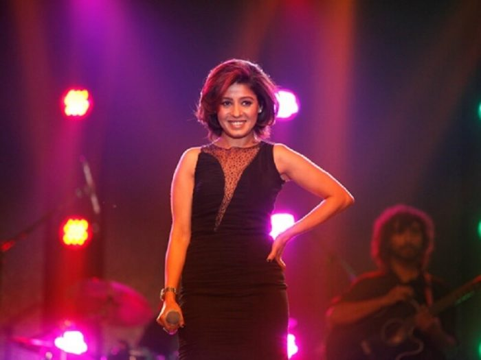 Singer Sunidhi Chauhan Songs and Albums
