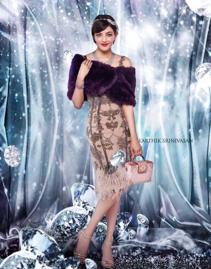 Kajal Aggarwal as The Great Gatsby