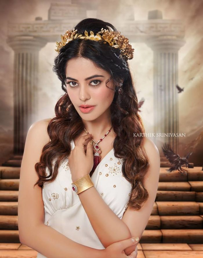 Bindu Madhavi as Helen of Troy