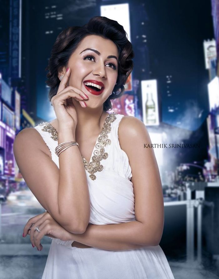 Nikki Galrani as Marilyn Monroe