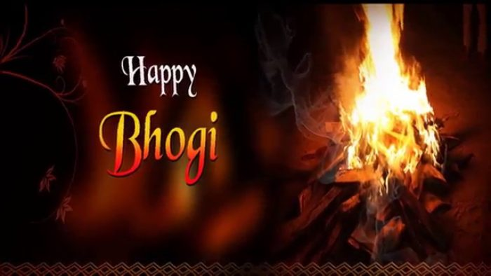 Happy Bhogi Festival Images