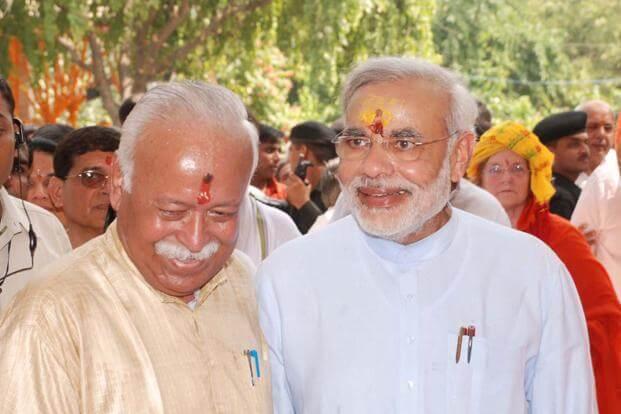 RSS chief Mohan Bhagwat says India is a Hindu rashtra and Hindutva Accepts Diversity