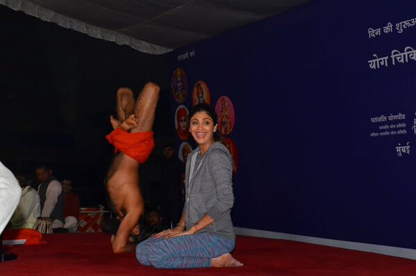 Baba Ramdev Yoga Images