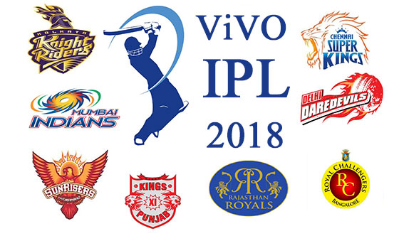 IPL 2018 Schedule | IPL 2018 Team and Players List | IPL 11