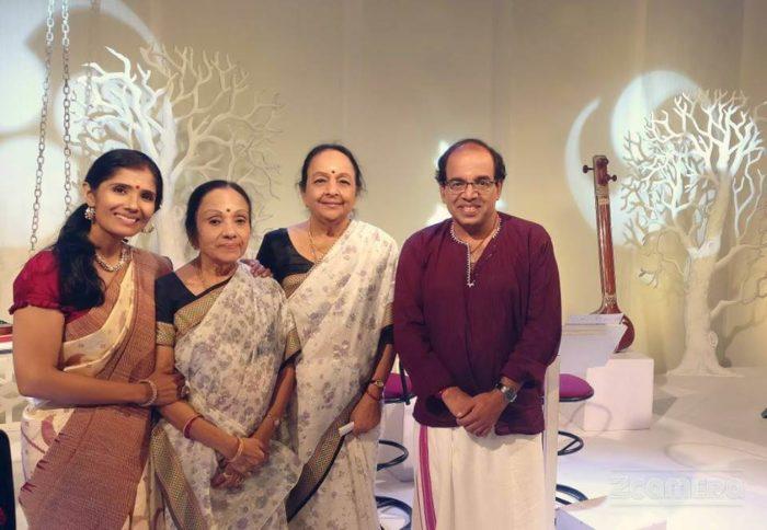 Anuradha Sriram Images
