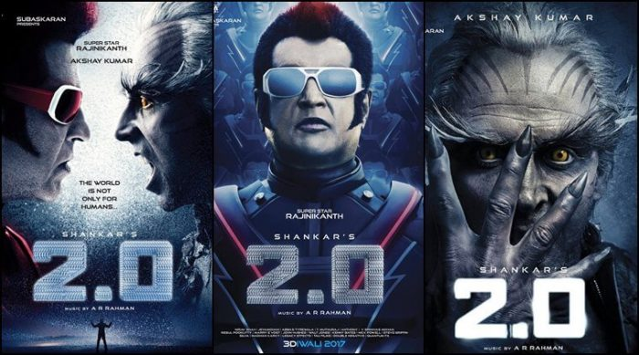 2.0 Tamil Movie 2018