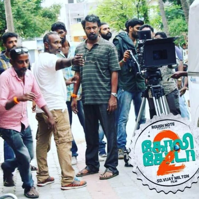Goli Soda 2 Tamil Movie 2018