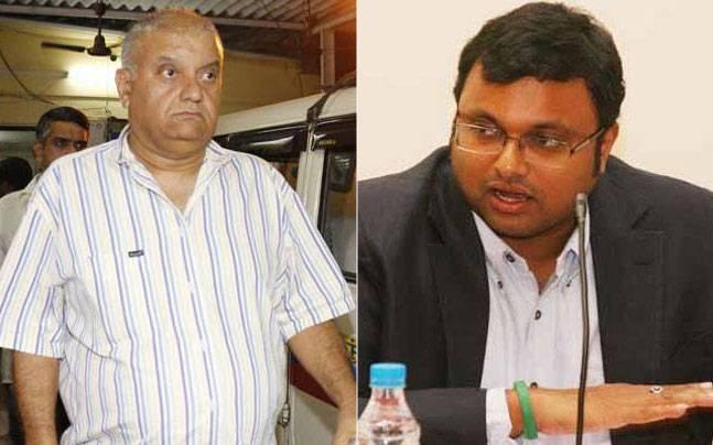 INX Media Money Laundering Case