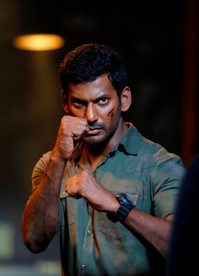 Irumbu Thirai Tamil Movie 2018