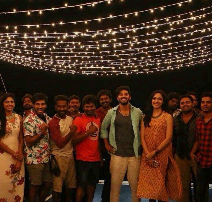 Kannum Kannum Kollaiyadithaal Tamil Movie 2018