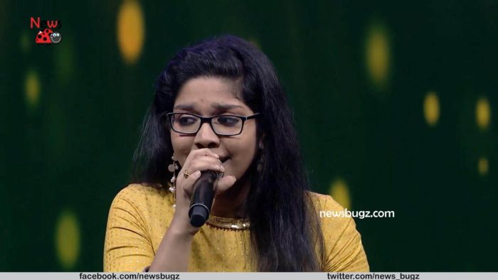 Super Singer Vote Malavika