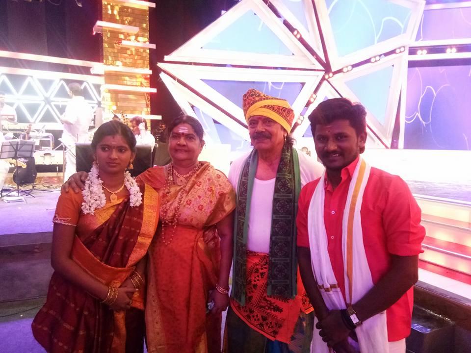 Singer Senthil Ganesh Wiki, Biography, Age, Folk Songs, Wife, Movies