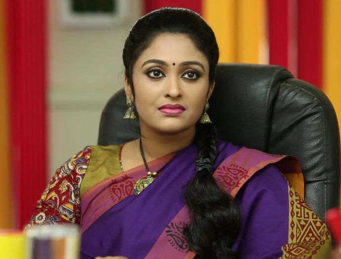 Sreeja Chandran Wiki Biography Age Serials Images News Bugz