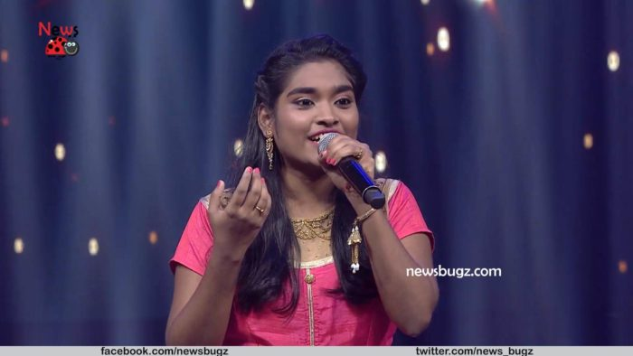 Super Singer Vote Sri Devi