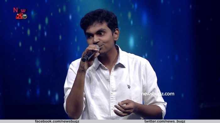 Super Singer Vote Sree Kanth