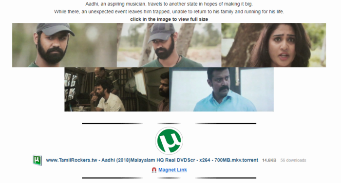 torrent malayalam tamil movies download