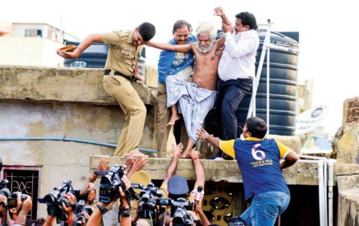 Traffic Ramaswamy as Social Activist