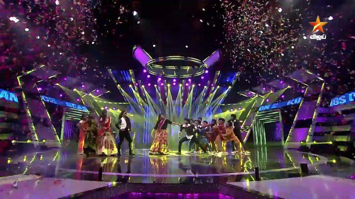 Kings of Dance Winners | Vijay TV's Kings of Dance Season 2 Grand Finale Live