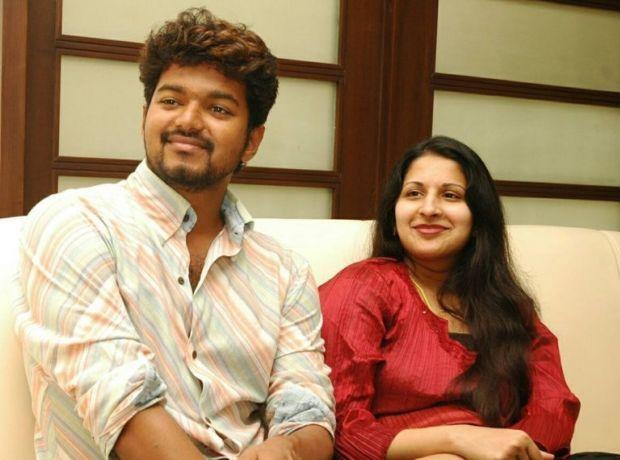 Vijay Wife Sangeeta Wiki