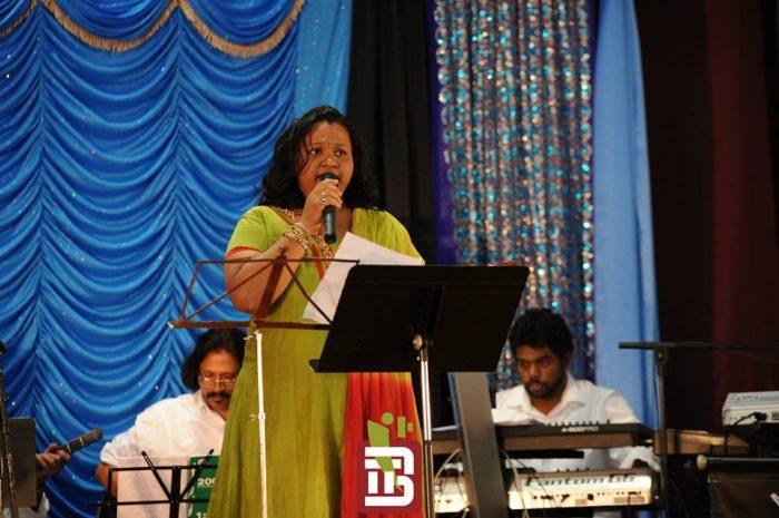 Singer Surmukhi Raman