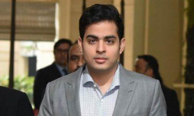 Akash Ambani Images