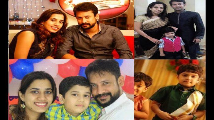 Anchor Deepak Family Photos