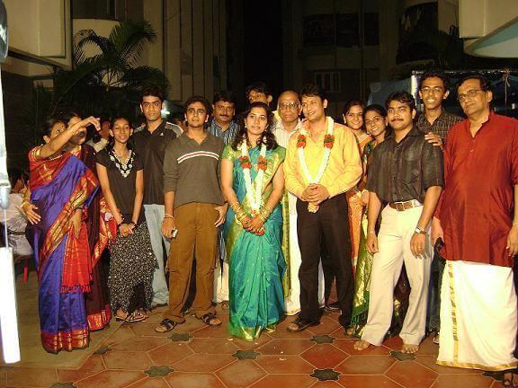 Anchor Deepak Marriage Photos