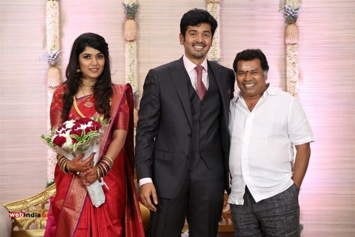 Ashwin Kakumanu Marriage Photos