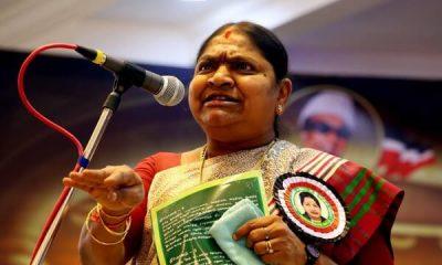 B. Valarmathi Wiki