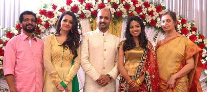 Bhavana Family Photo