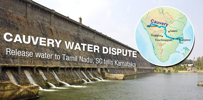 Cauvery Water Management Board