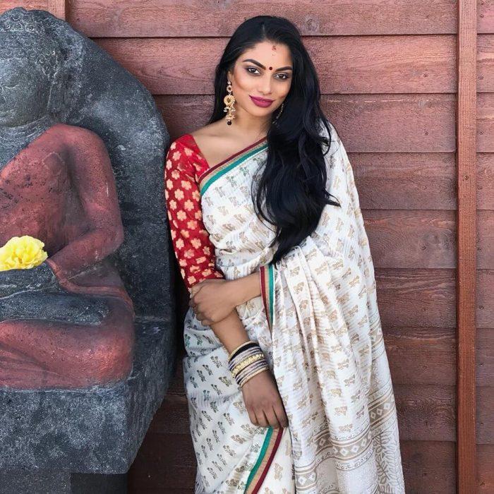 Chandrika Ravi wiki