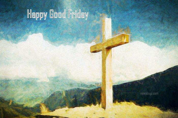 Happy Good Friday