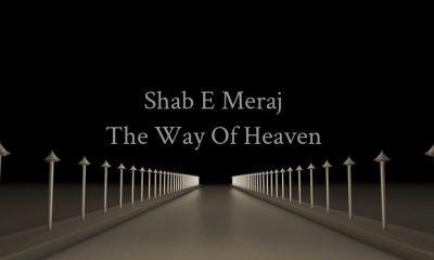Happy Shab E-Miraj 2018