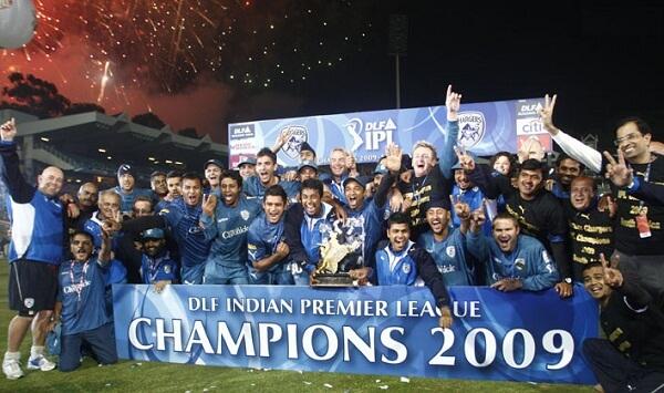 IPL Winners 2009