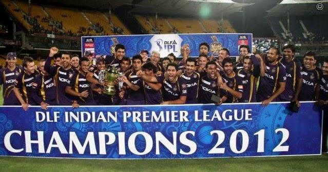 IPL Winners 2012