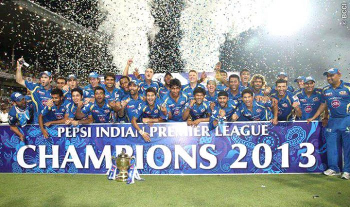 IPL Winners 2013
