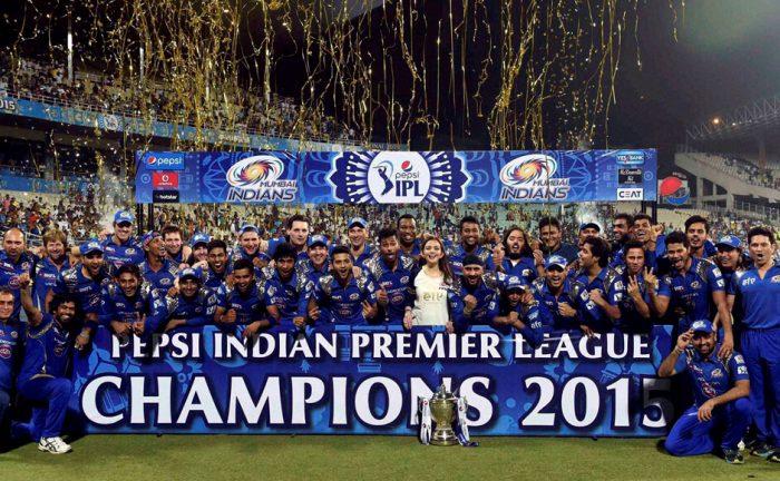 IPL Winners 2015