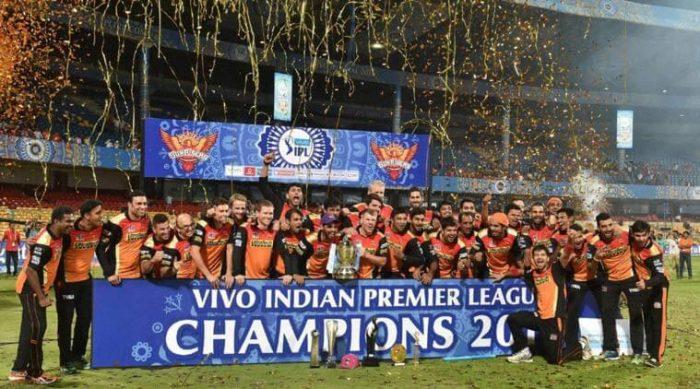 IPL Winners 2016