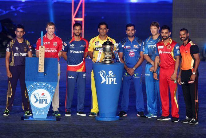 IPL Winners List All Seasons