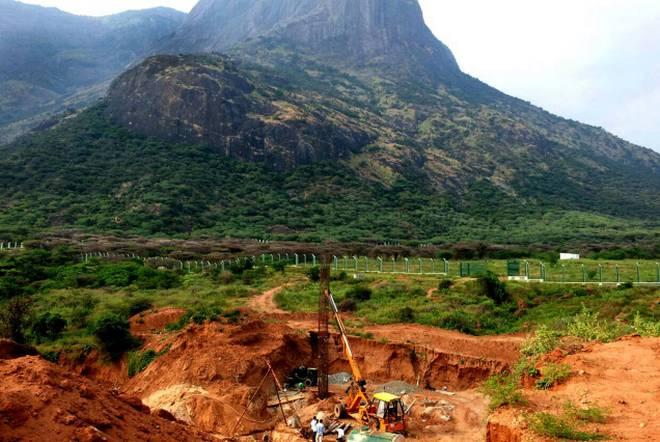 India-based Neutrino Observatory Project